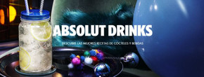 Oferta Absolut Vodka