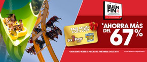 Oferta Six Flags