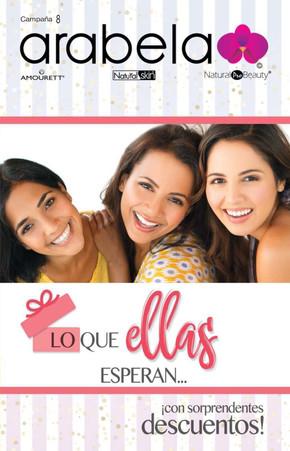 8a0635f60b Arabela Santiago: Catálogo, tiendas y horarios