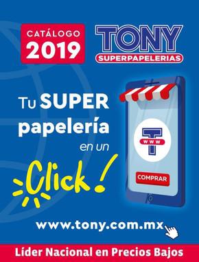 d64af47e0 Ofertas y Folleto Tony: Descubre todas las Promociones