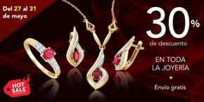 616f984eefa8 Oferta Cristal Joyas · Hojea el catálogo