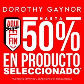 really cheap exquisite style good out x Ofertas y Folleto Dorothy Gaynor: Descubre todas las Promociones